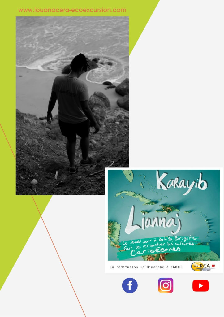 Caraibes Liannaj – Emission Web Radio