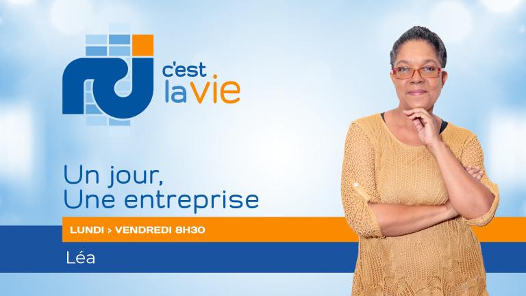 Un jour Une Entreprise – Radio RCI Martinique – Lundi 1 Février 2021